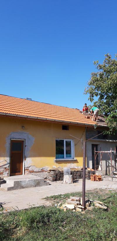 Ремнот на покриви 5